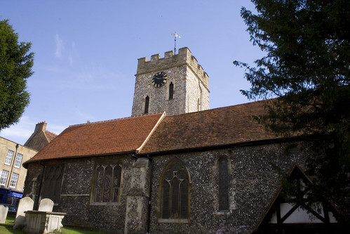 St Mary's Guildford