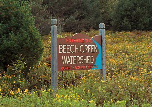 Beech Creek Watershed