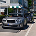 Bentley Continental Supersports & Bentley Arnage T