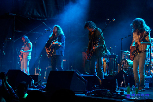 The Sheepdogs @ Echo Beach 09/15/2012