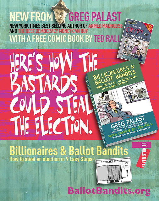 Billionaires & Ballot Bandits Press set