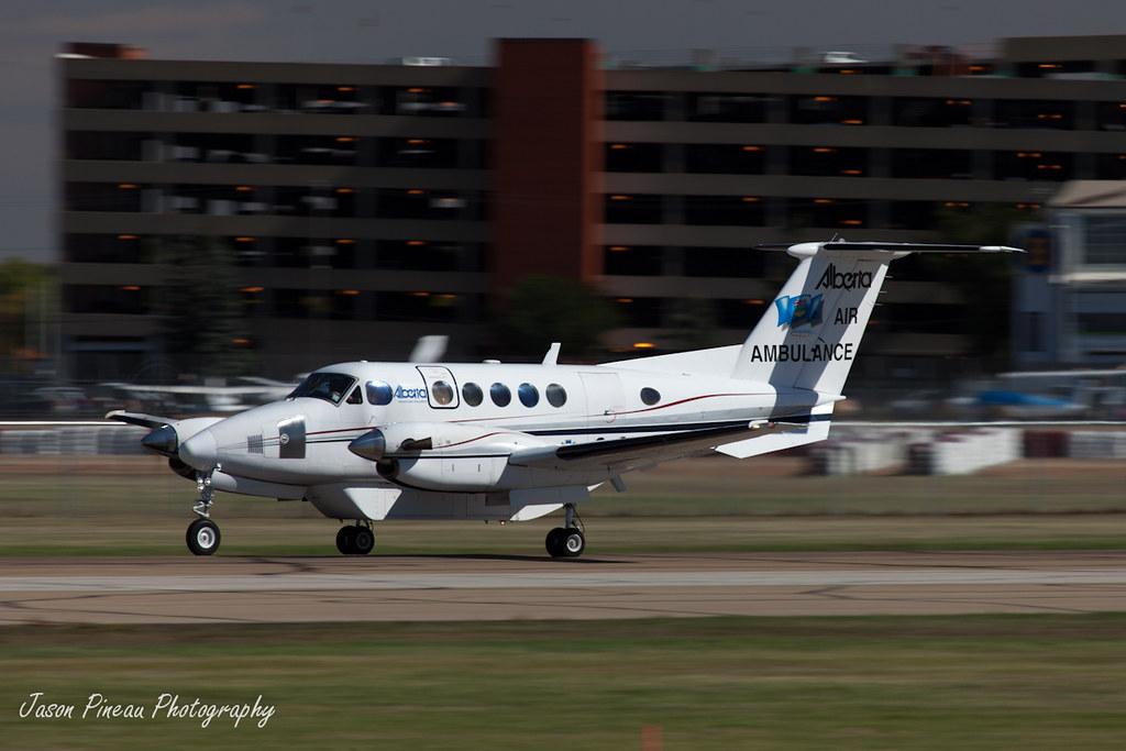 C-GNAM - BE20 - Air Canada