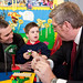 Education Minister John O'Dowd launches a new campaign highlighting value of education