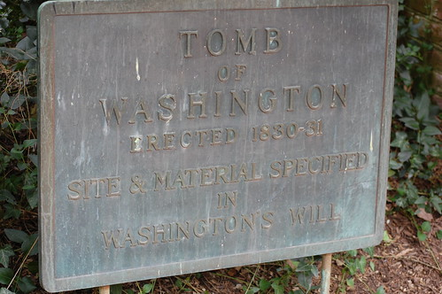Washington's Tomb