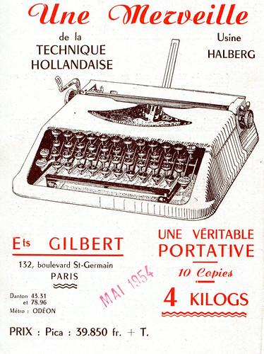 Halberg 1954