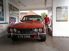 Holmes Chapel Petrol Station (A50)