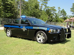 South Carolina Highway Patrol DUI Task Force Dodge Charger