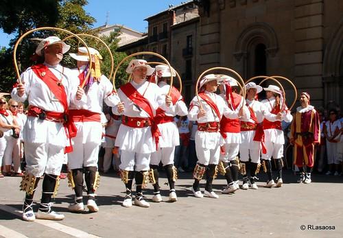Danzantes de San Lorenzo by Rufino Lasaosa