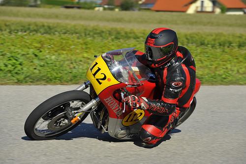 Honda CB 500 Oldtimer Grand Prix 2012 Schwanenstadt Austria Copyright B. Egger :: eu-moto images 1383