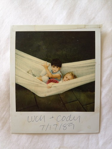 Lucy and Cody, 7/7/89