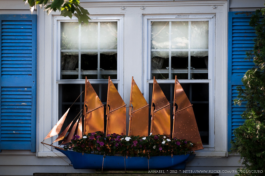 """Schooner Planters"", Bar Harbor"