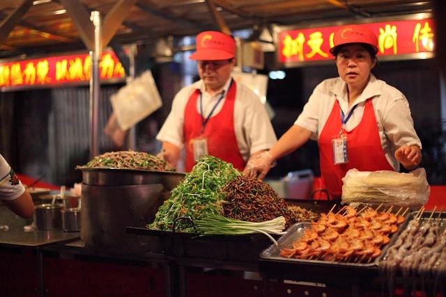 Donghuamen Night Market