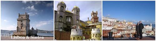 Lisboa e Sintra