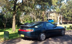 automobile, automotive exterior, vehicle, performance car, porsche 928, bumper, land vehicle, supercar, sports car,