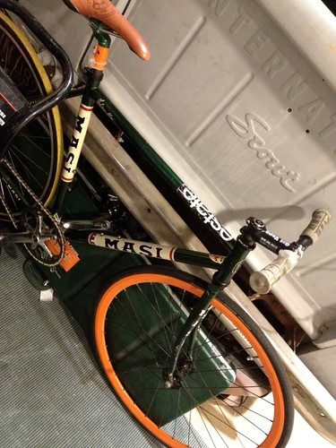 Stolen Masi Bicycle in Venice Beach