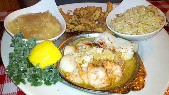 Shore Platter, Lobster Pot, Siesta Key, Sarasota, FL