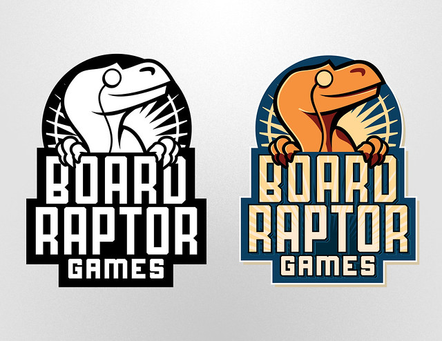 Board Raptor Games Logo