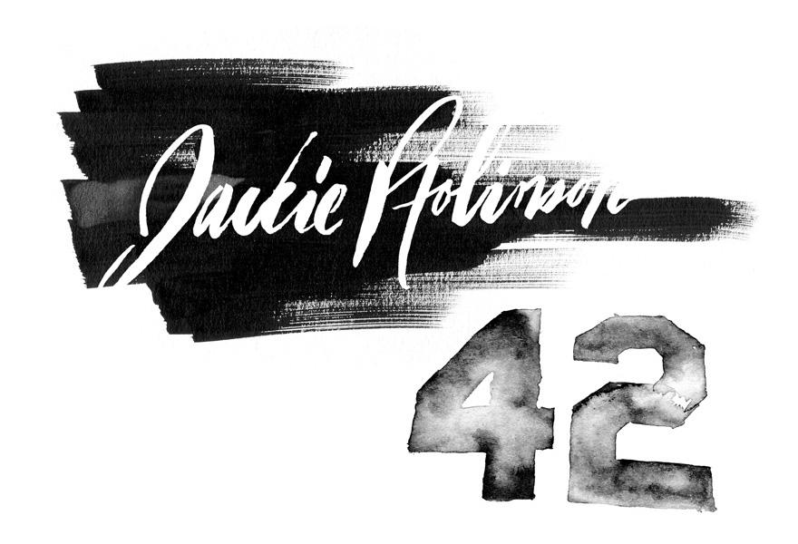Tribute Jackie Robinson