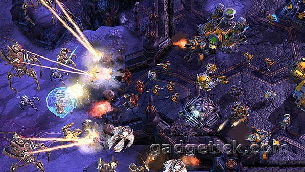 Starcraft 2 бесплатно онлайн