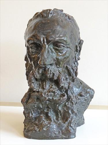 Auguste Rodin par Camille Claudel (musée Rodin)