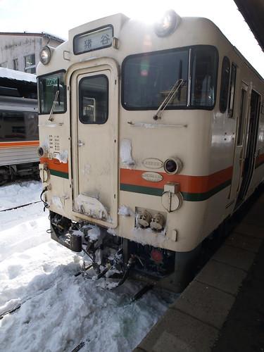 JR高山本線往飛騨古川
