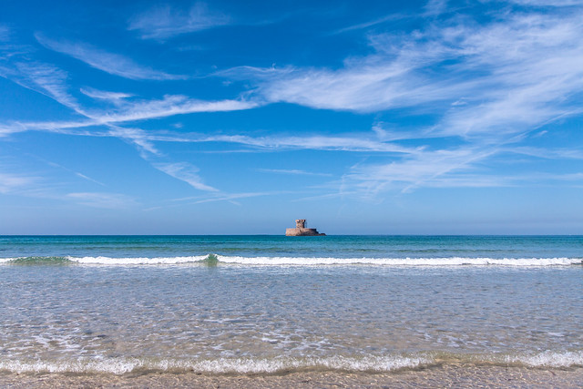 The delectable St. Ouen's Bay, Jersey