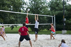 Sand Volleyball Tournament | Fall 2012
