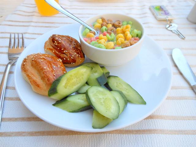breakfast (tarkottaakse rikki nopeesti?:D)