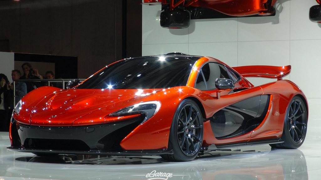 8030426667 7702957675 b eGarage Paris Motor Show McLaren P1
