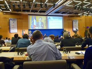 Participants à La Conférence OpenData