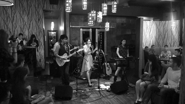 Kristie Yung Live | Establishment Lounge, Kitsilano