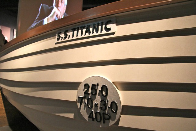 The Titanic Belfast Exhibition