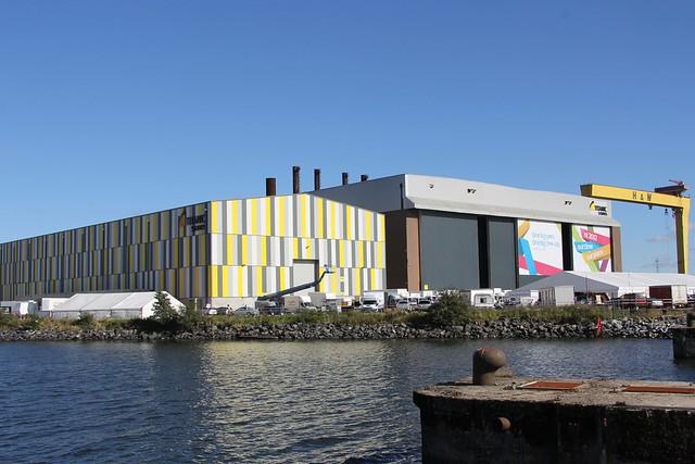 Titanic Studios, Belfast