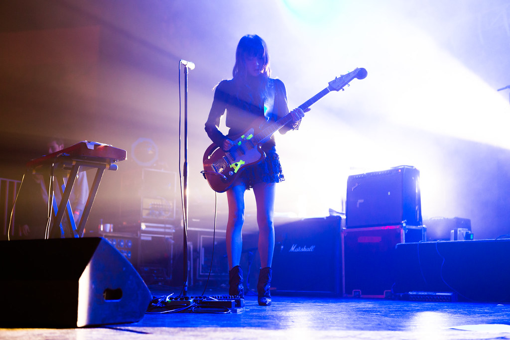 Blonde redhead concerts