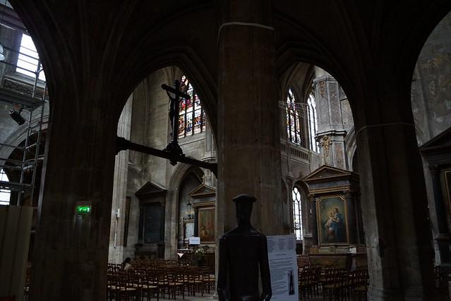 サン・メリ教会 Église Saint-Merri