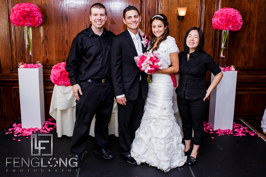 Debbie & Jonathan's Wedding | Elim Romanian Pentecostal & Maggiano's Buckhead | Atlanta Romanian Wedding Photographer