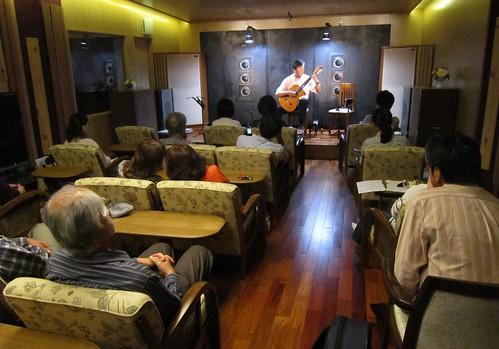 第7回弾き回し練習会演奏風景 2012年9月29日 by Poran111