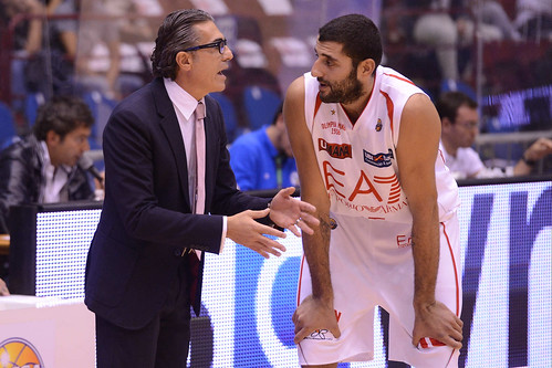 "Coach Scariolo: ""We need to be ready from the start"""