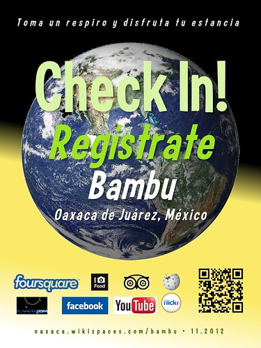 Check In on the Social Web: Bambu