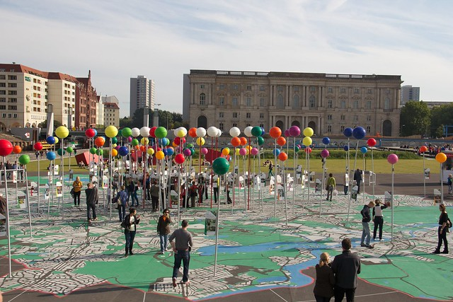 Berlin's 1:775 Stadtplan!