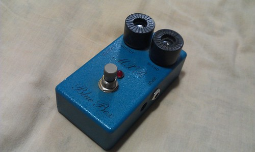 MXR Blue Box by Kanda Mori