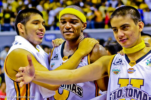 UAAP Season 75: UST Growling Tigers vs. NU Bulldogs, Sept 29
