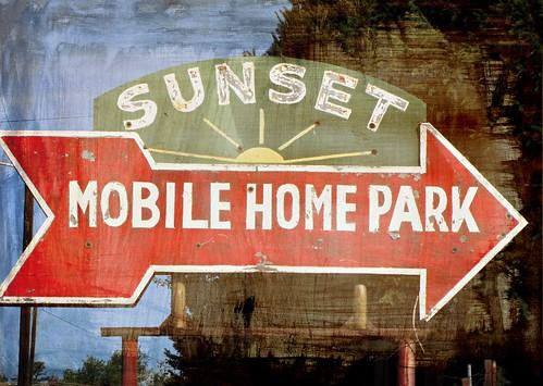 colorado neon trailerpark enhanced smalltown metalsigns vintagesigns mobilehomepark walsenburg