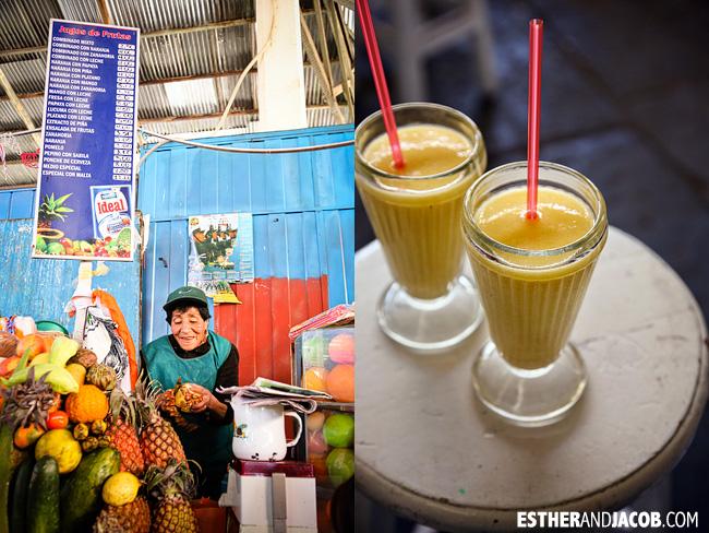 Mercado Central de San Pedro | Things to do in Cusco Peru | Peru Travel Photographer