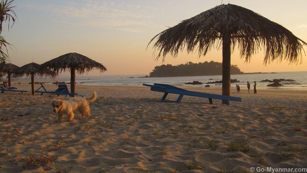 Getting to Ngwe Saung beach | Go-Myanmar.com