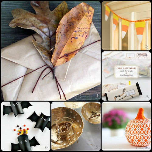 Autumn DIY Collage