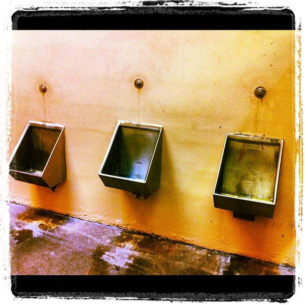 Общественный туалет в Финиксе