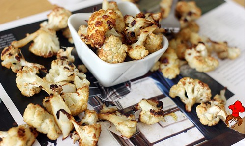 oven baked cauliflower 7