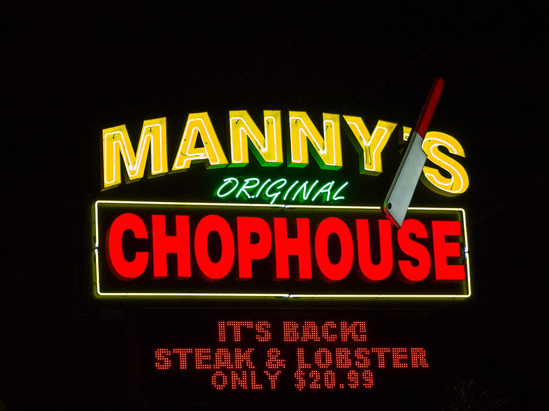 Manny's Chophouse Winter Haven