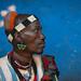 Bana man in Dimeka, Ethiopia by Eric Lafforgue